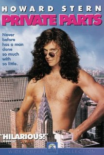 Private Parts (1997) cover
