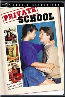 Private School (1983) cover