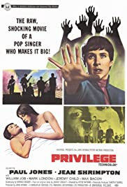 Privilege (1967) cover