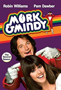 Mork & Mindy (1978) cover