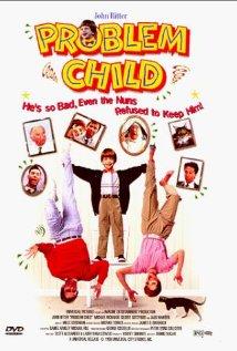 Problem Child (1990) cover
