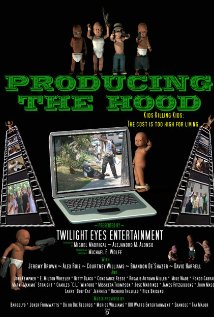 Producing the Hood (2008) cover
