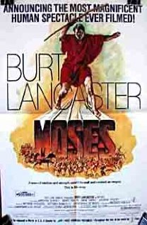 Moses the Lawgiver 1974 poster