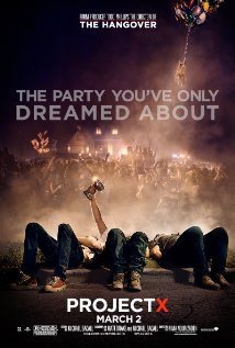 Project X (2012) cover