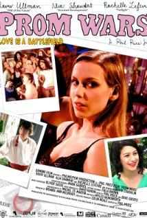 Prom Wars: Love Is a Battlefield 2008 poster