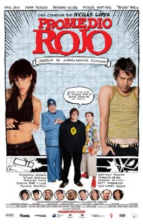 Promedio rojo (2004) cover