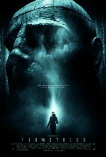 Prometheus 2012 poster
