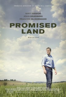 Promised Land (2012) cover