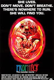 Prophecy (1979) cover