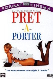 Prêt-à-Porter (1994) cover