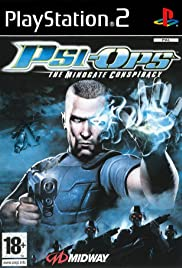 Psi-Ops: The Mindgate Conspiracy (2004) cover