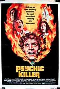 Psychic Killer (1975) cover