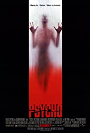 Psycho (1998) cover