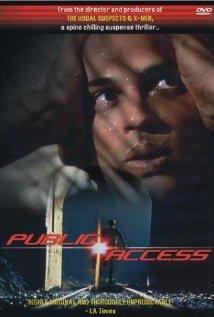 Public Access (1993) cover