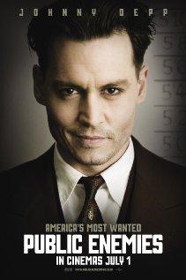 Public Enemies (2009) cover