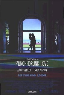 Punch-Drunk Love (2002) cover