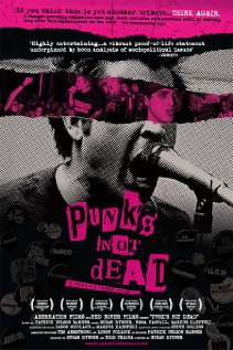 Punk's Not Dead (2007) cover