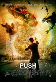 Push 2009 poster