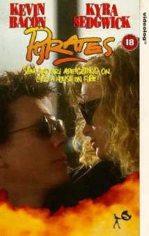 Pyrates 1991 poster