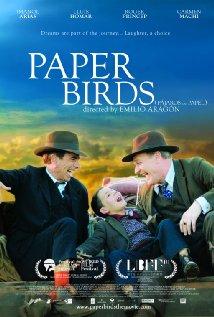 Pájaros de papel (2010) cover