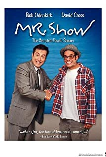 Mr. Show with Bob and David (1995) cover