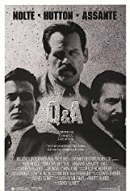 Q & A 1990 poster