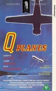 Q Planes 1939 poster
