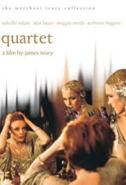Quartet (1981) cover