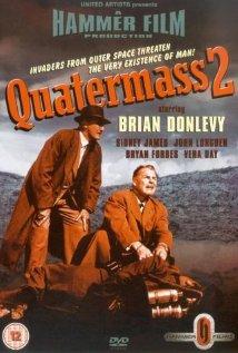 Quatermass 2 (1957) cover