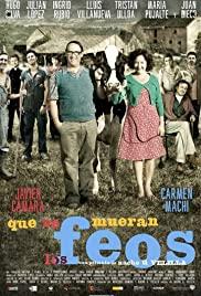 Que se mueran los feos (2010) cover