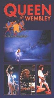 Queen Live at Wembley '86 (1986) cover