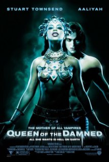 Queen of the Damned (2002) cover