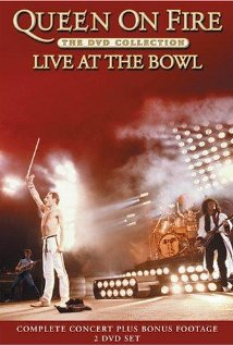 Queen on Fire: Live at the Bowl (2004) cover
