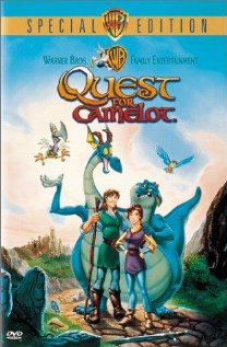 Quest for Camelot 1998 poster