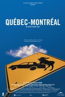 Québec-Montréal (2002) cover