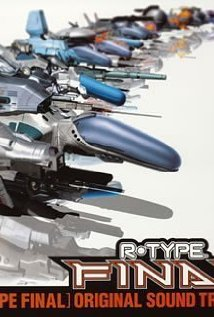 R-Type Final 2003 poster