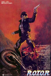 R.O.T.O.R. 1988 poster