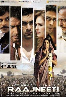 Raajneeti (2010) cover
