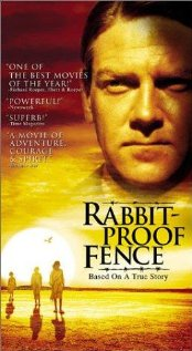 Rabbit-Proof Fence 2002 poster