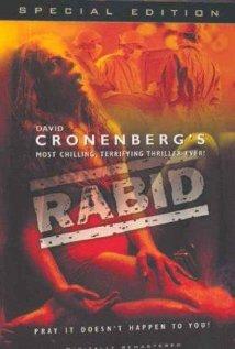 Rabid 1977 poster