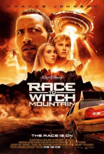Race to Witch Mountain 2009 poster