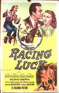 Racing Luck (1948) cover