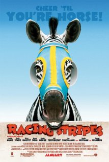 Racing Stripes (2005) cover