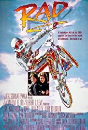 Rad (1986) cover