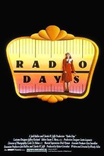 Radio Days (1987) cover