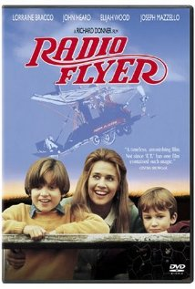 Radio Flyer 1992 poster