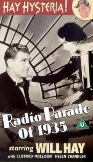 Radio Parade of 1935 (1934) cover