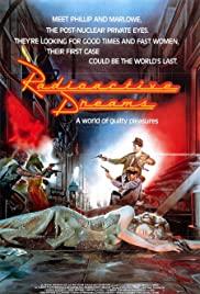 Radioactive Dreams (1985) cover