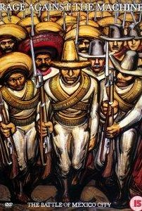 Rage Against the Machine: The Battle of Mexico City 2001 poster