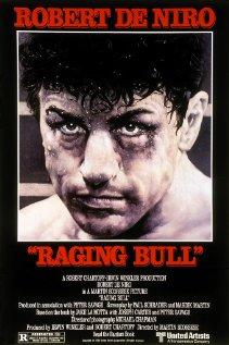 Raging Bull 1980 poster